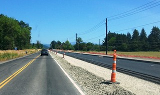SR 502 - Widening From I-5 to Battle Ground