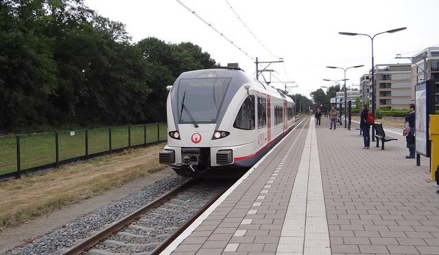 Kerkrade Centrum, GTW veolia
