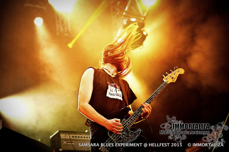 SAMSARA BLUES EXPERIMENT @  HELLFEST OPEN AIR 19 juin 2015 CLISSON FRANCE 20068695800_d6ddfb2550_c