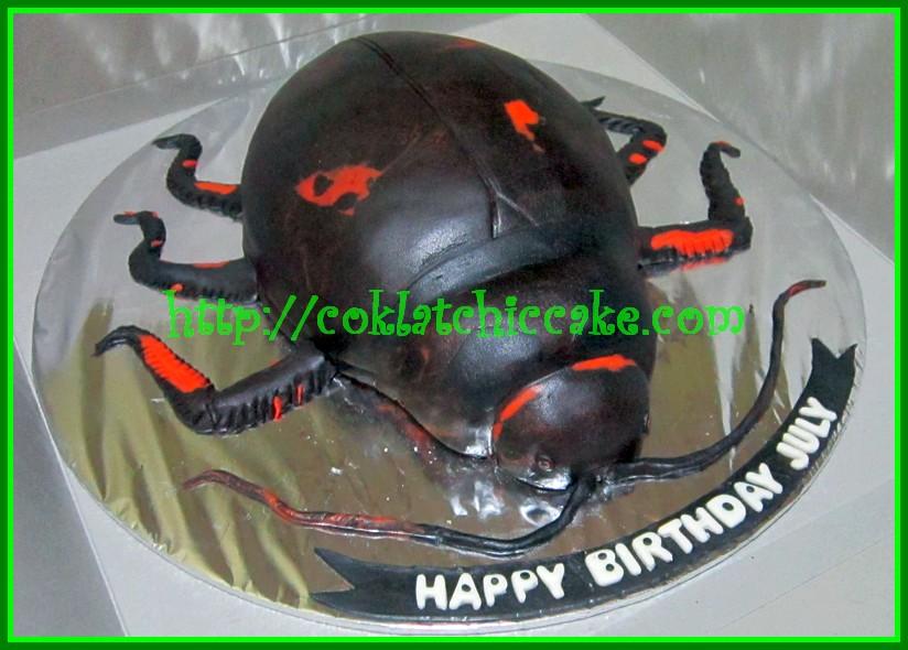Cake Kecoa