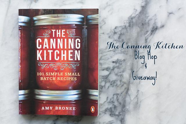 The Canning Kitchen Giveaway | Janice Lawandi @ kitchenhealssoul