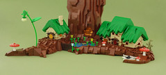 The Root Kingdom by Legopard