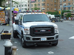 NYPD Ford F-Series