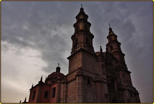 """Parroquia Nuestra Señora de la Asunción""""Exteriores"""",Lagos de Moreno,Estado de Jalisco,México"""