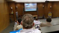 An afternoon of #edtech13