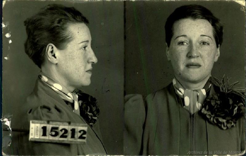 Anna Labelle, alias Mme Émile Beauchamp, tenancière, 1939. P43-3-2_V26_E271-01