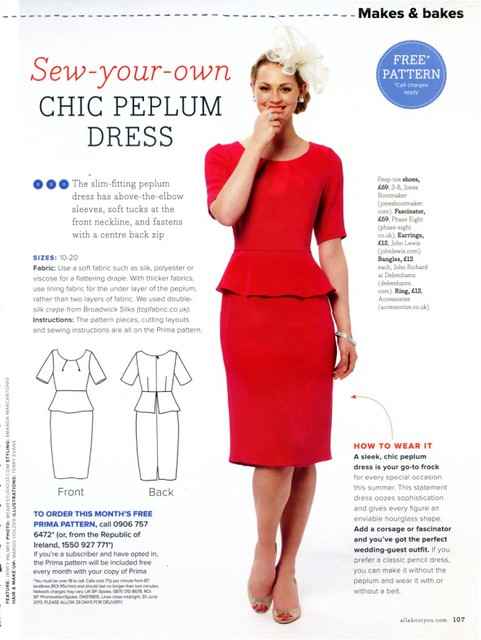 Prima Magazine - Pattern, June 2013 (02)