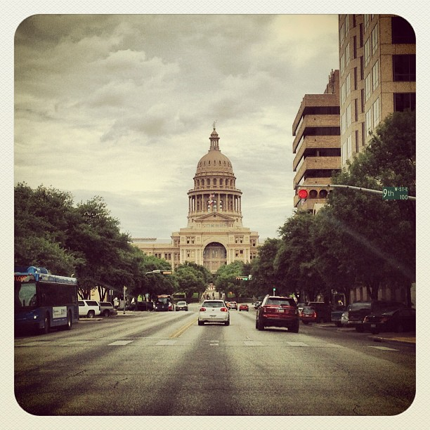Hello #Austin!