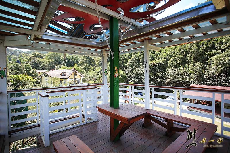 南投埔里民宿|佳園渡假山莊 環境