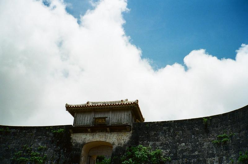 Okinawa 首里城