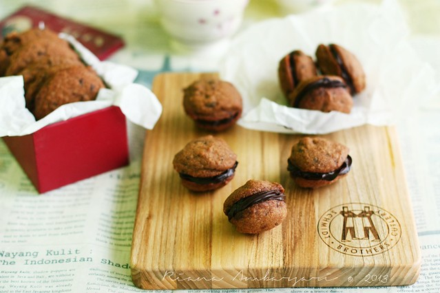 Wholewheat Chocolate Chips Cookies 1