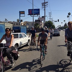 Raspados Riders @lacbc #fig4all ride!