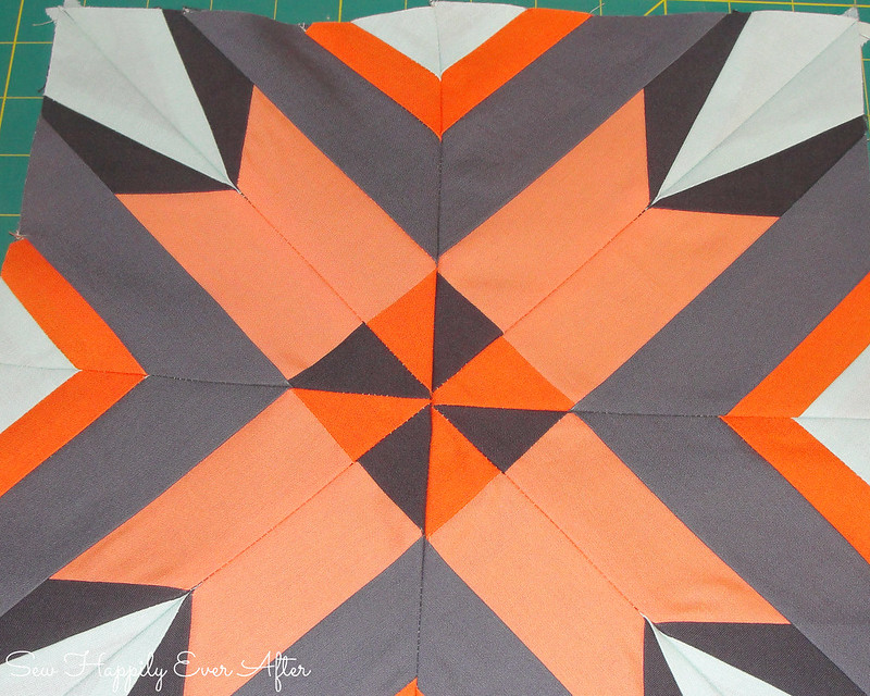 Simply Solids July Block