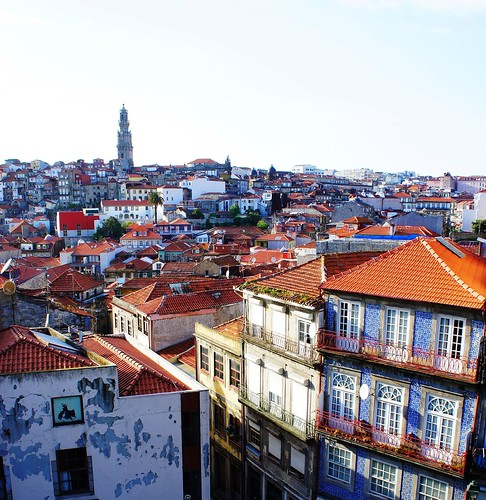 Oporto city by *manuworld*