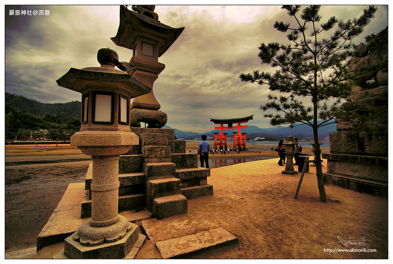 嚴島神社(Itsukushima Shinto Shrine)