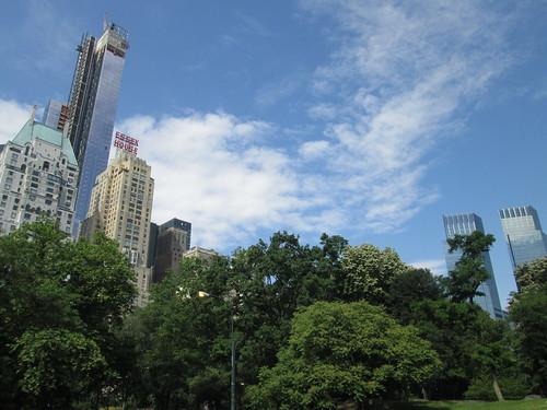 Central Park, NYC. Nueva York