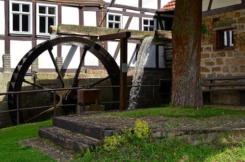Steinmühle Schorbach