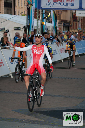 Photo ID 1 - Elite circuit race series 2013 - Stockton-on-Tees, George Atkins (100% me), winner by mattmuir.co.uk