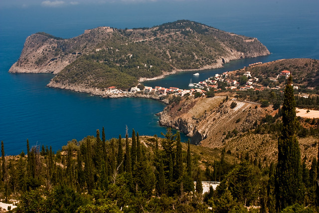 Assos from on high
