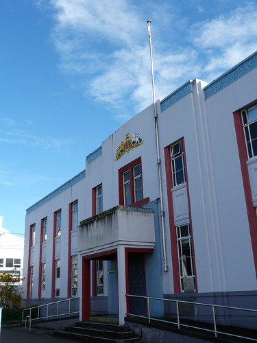 former Police Station, Palmerston North