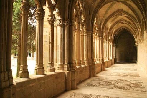 Monasterio de La Oliva. Carcastillo. Navarra.