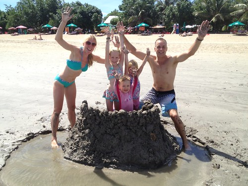 FW: Bali Sand castle