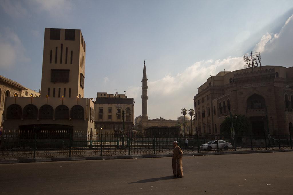 Cairo: Man on the Street
