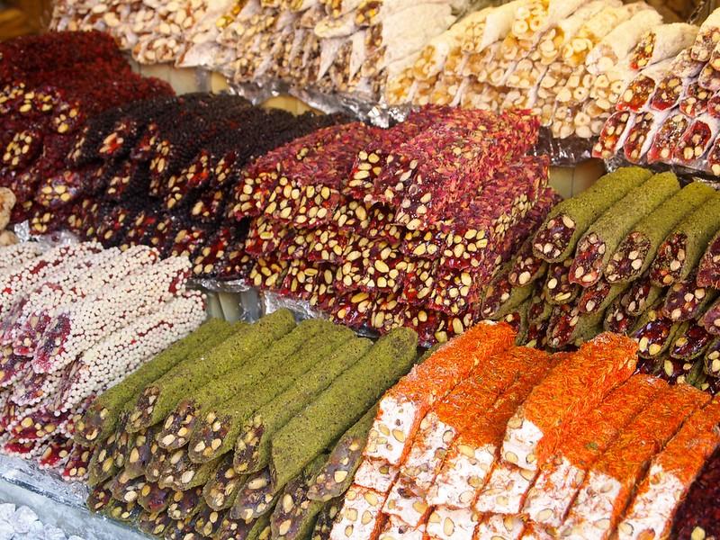 Spice Bazaar - Istanbu, Turkey