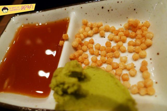 Tsukiji Restaurant  GEN-CHAN - Nigiwai bowl toppings