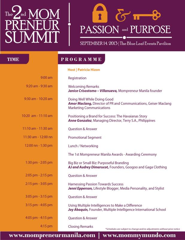 Mompreneur Summit