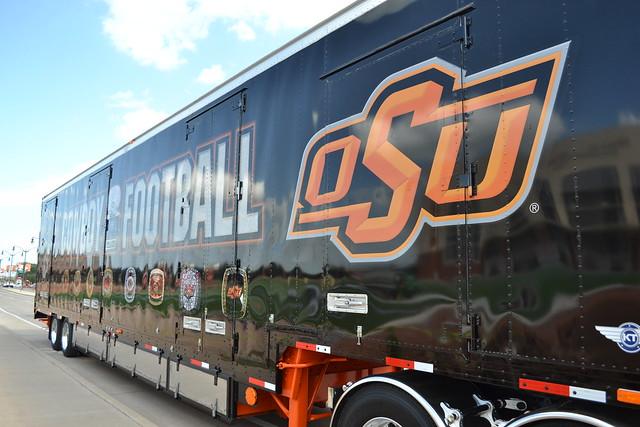 Oklahoma state football 2013 logo