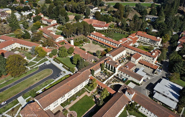 Clark Kerr Campus UC Berkeley Flickr Photo Sharing