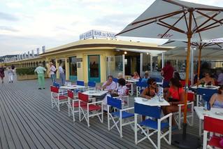 Deauville: le Bar du Soleil