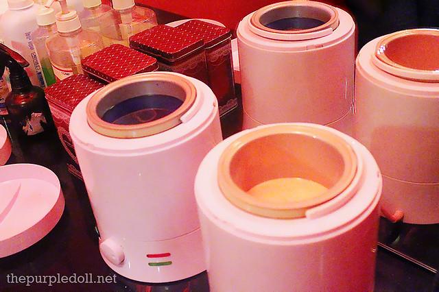 Pink Parlour Hard Wax
