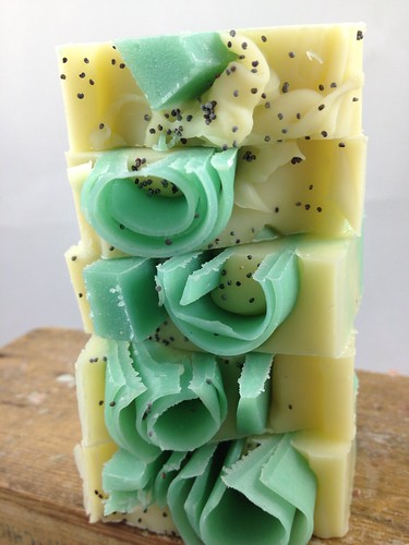 """Gain"" Handmade Soap by The Daily Scrub for Hillary O'Dell Photography"
