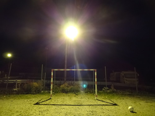 You can play all night long at Pas de la Casa football pitch at an altitude of 2,000m.