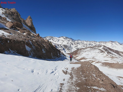 Fri, 2013-08-02 11:23 - AT Chile, Andes. skier Mike Traslin, photo Andy Traslin
