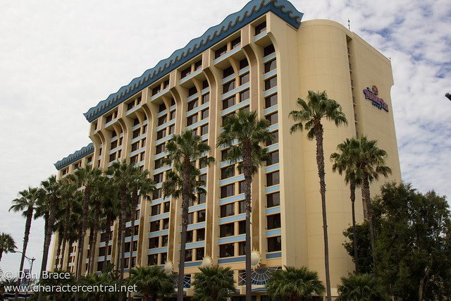 Exploring the Paradise Pier Hotel