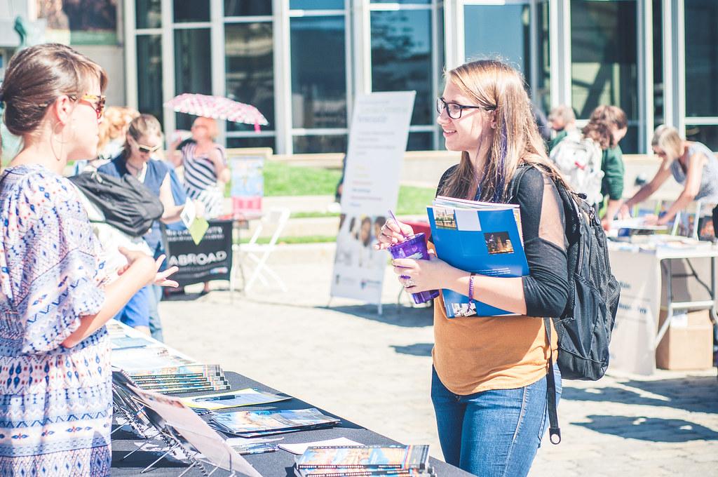 Study Abroad Fair 2013