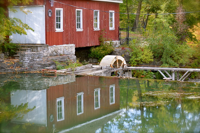At Morningstar Mill
