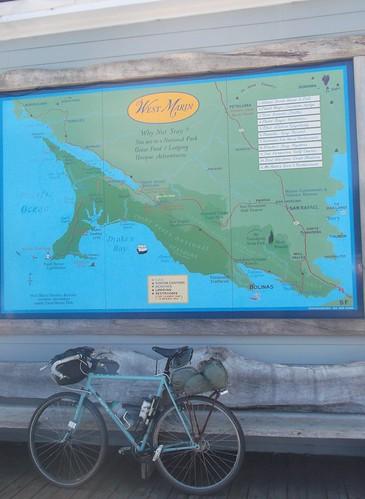 W. Marin Map