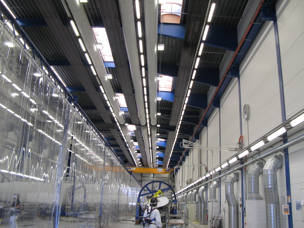 LM Wind Power | Textile Based Ventilation at LM Wind Power p