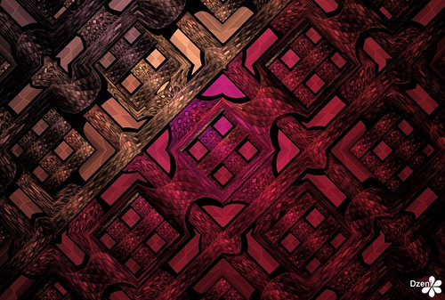 Pink Geometrix
