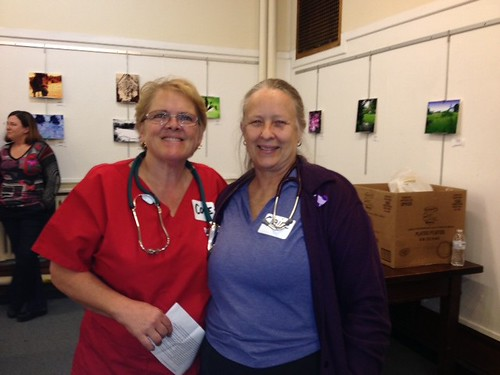 Maine RNs organize for healthcare.