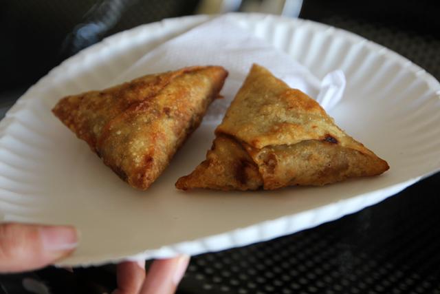 Tanzanian snacks