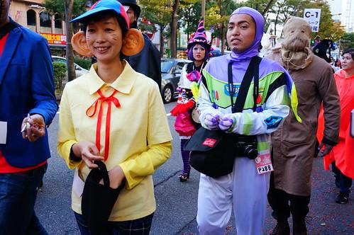 Kawasaki Halloween Parade 2013 93