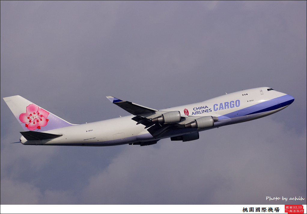 China Airlines B-18721-009