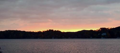 morning sky water clouds virginia nikon va claytorlakestatepark nikontamron d5100 nikond5100