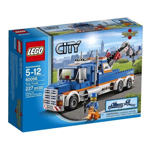 LEGO City 60056 - Tow Truck