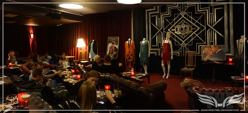 The Establishing Shot: The Great Gatsby Home Release Launch - Roxy Bar and Screen by Craig Grobler